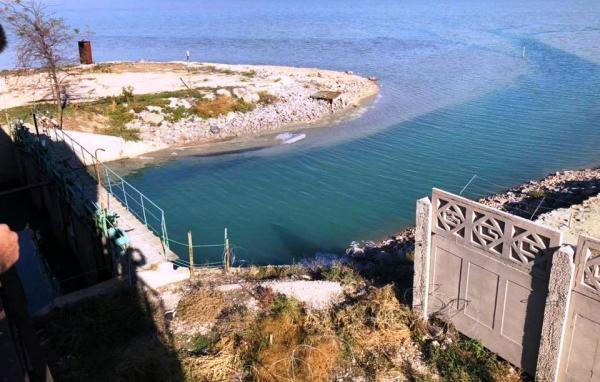 До окупованого Криму перекачували соляний концентрат з Херсонської області